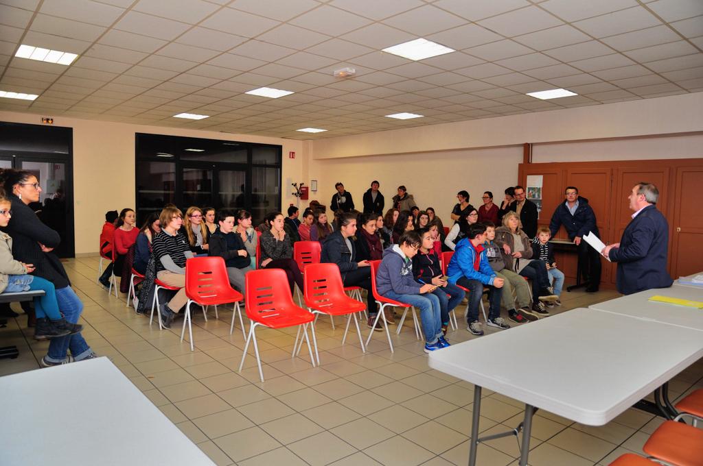 Election du conseil des jeunes - Assesseur titulaire bureau de vote ...