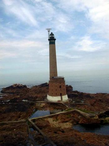 Le phare des Héaux de Bréhat