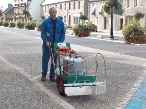 Nettoyage du Bourg