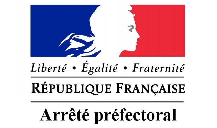 """Résultat de recherche d'images pour """"arrêté préfectoral"""""""
